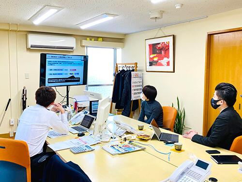 社内で開催する勉強会